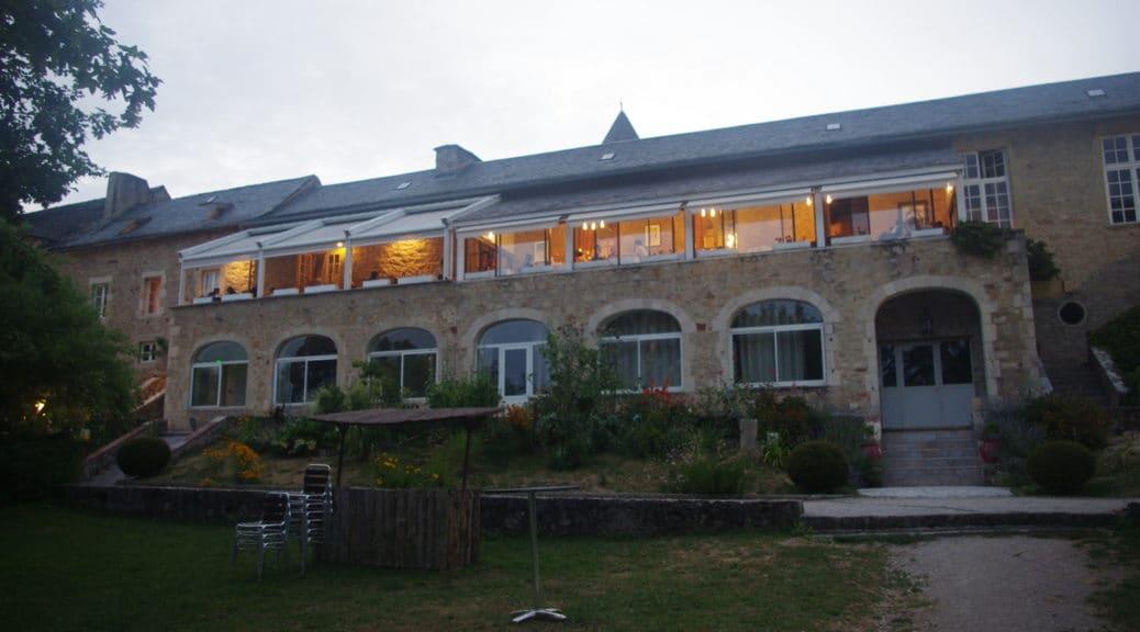 hostellerie de fontanges