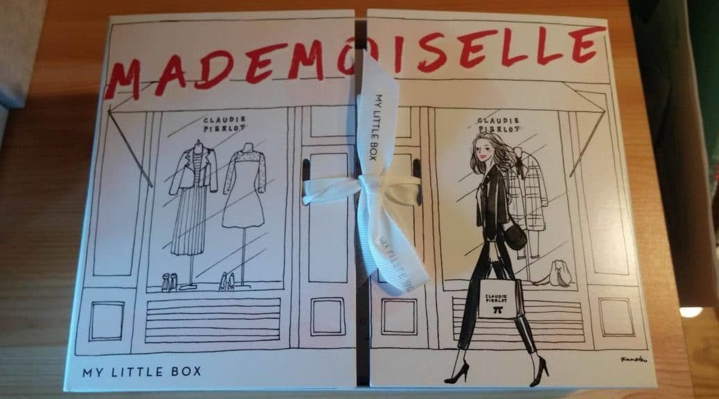 my little mademoiselle box septembre 2016