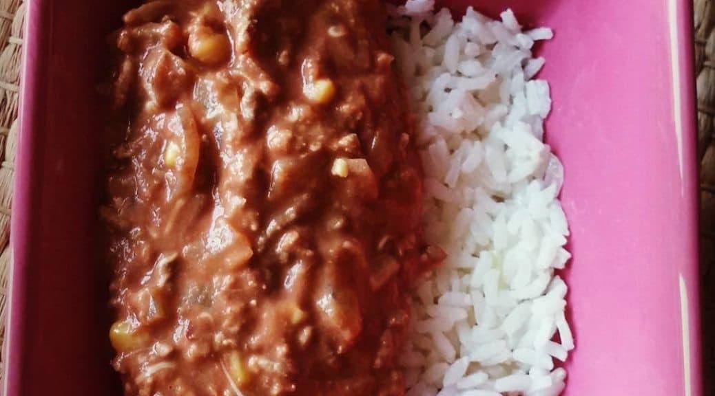 recette chili con carne frijoles refritos purée d'haricots rouge