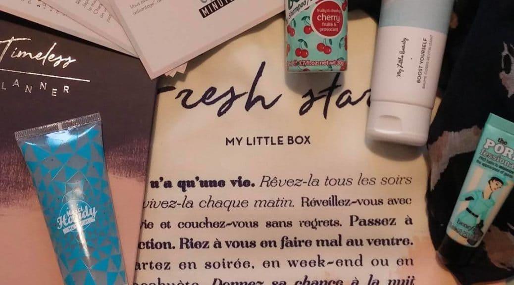 little box janvier 2017