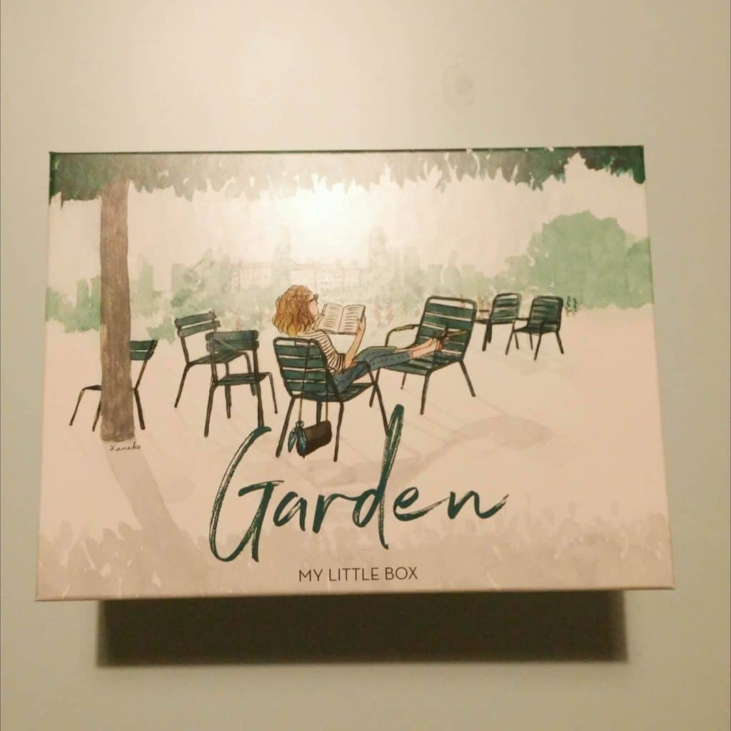 little garden box