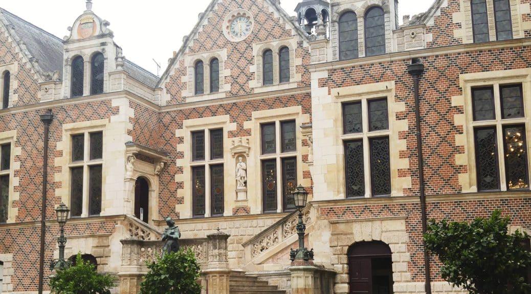 hôtel groslot orléans