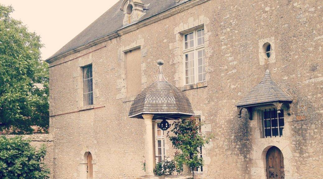 château de talcy loire