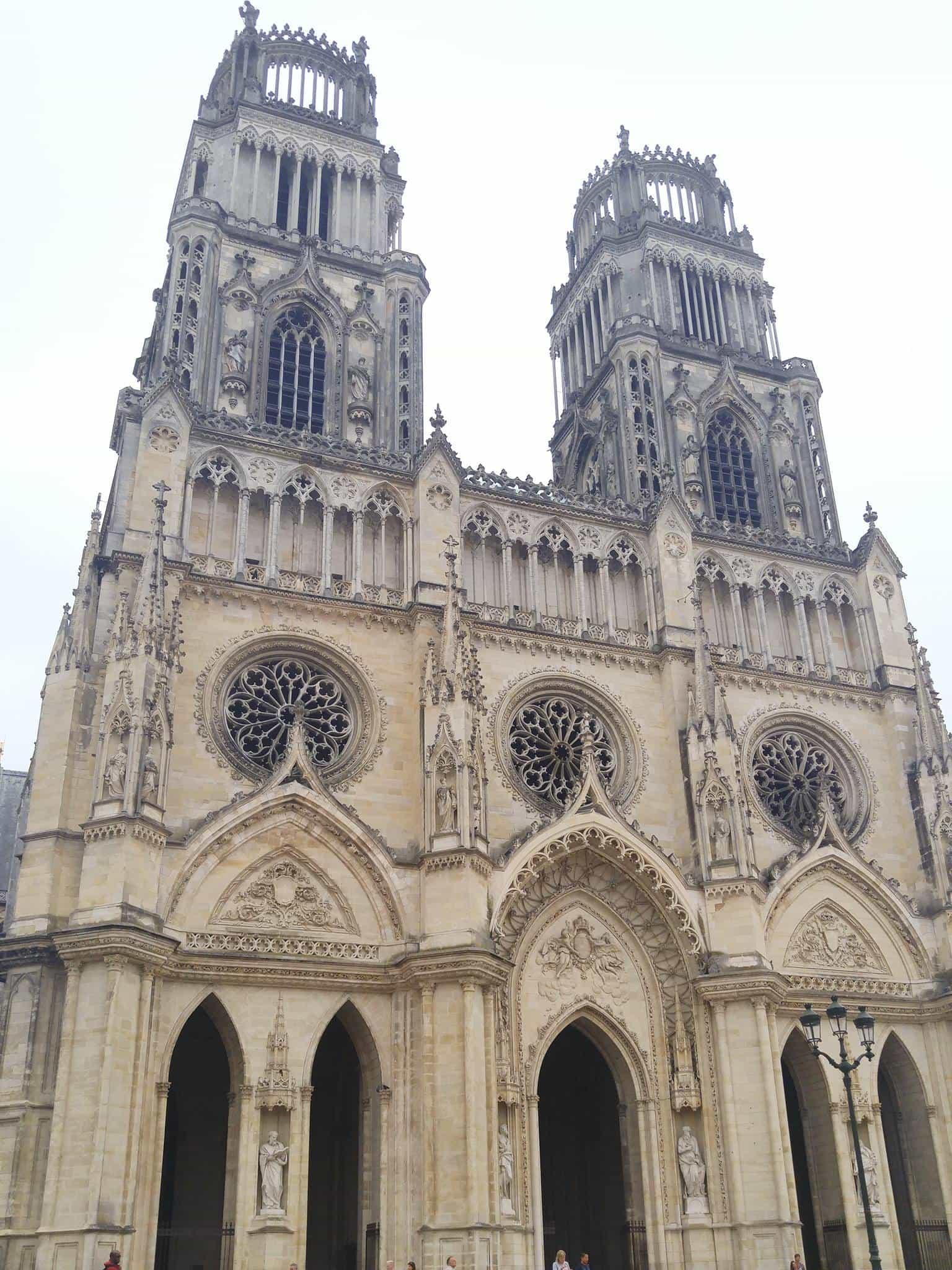 cathédrale sainte croix