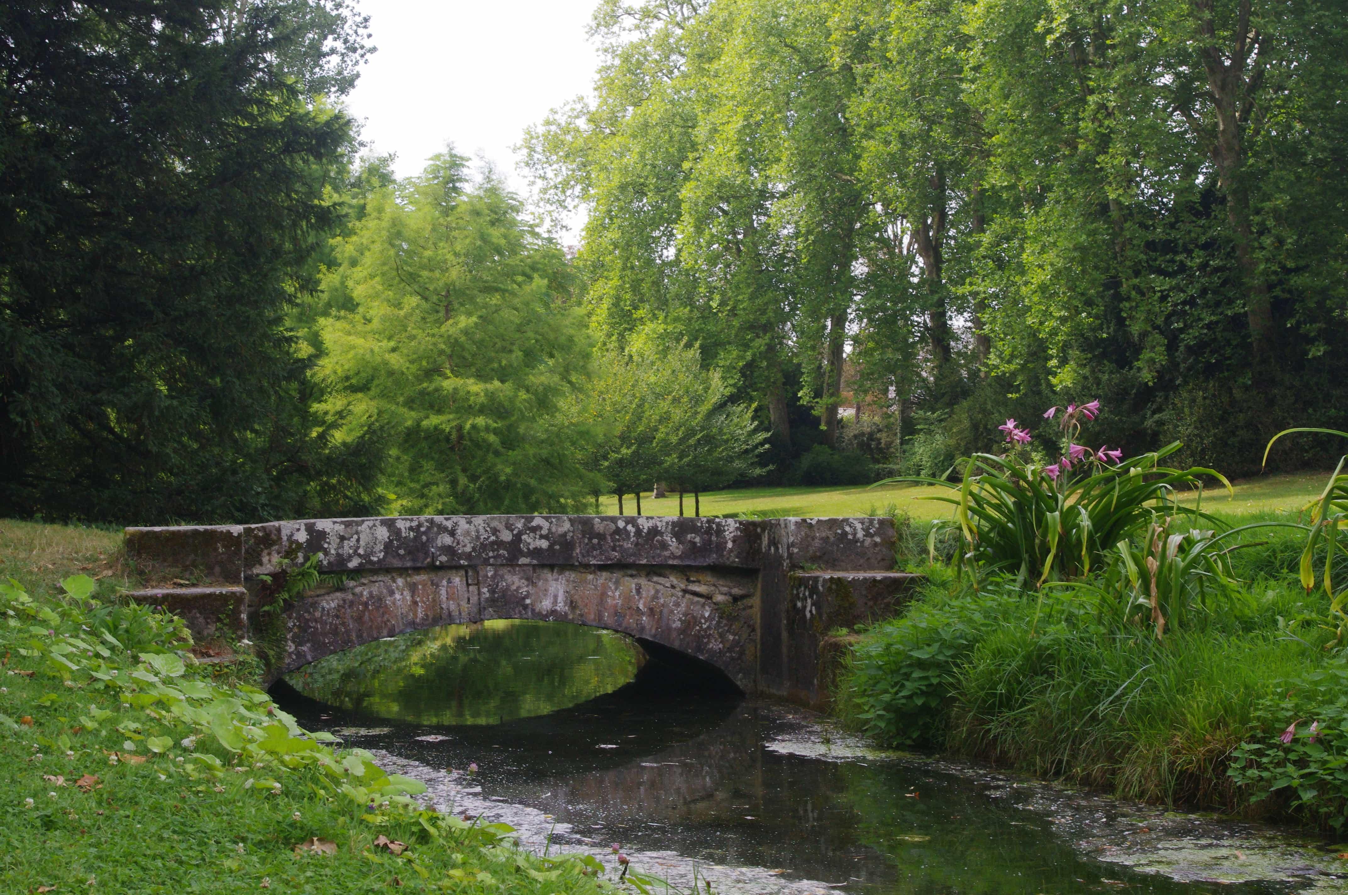 jardins de fontainebleau