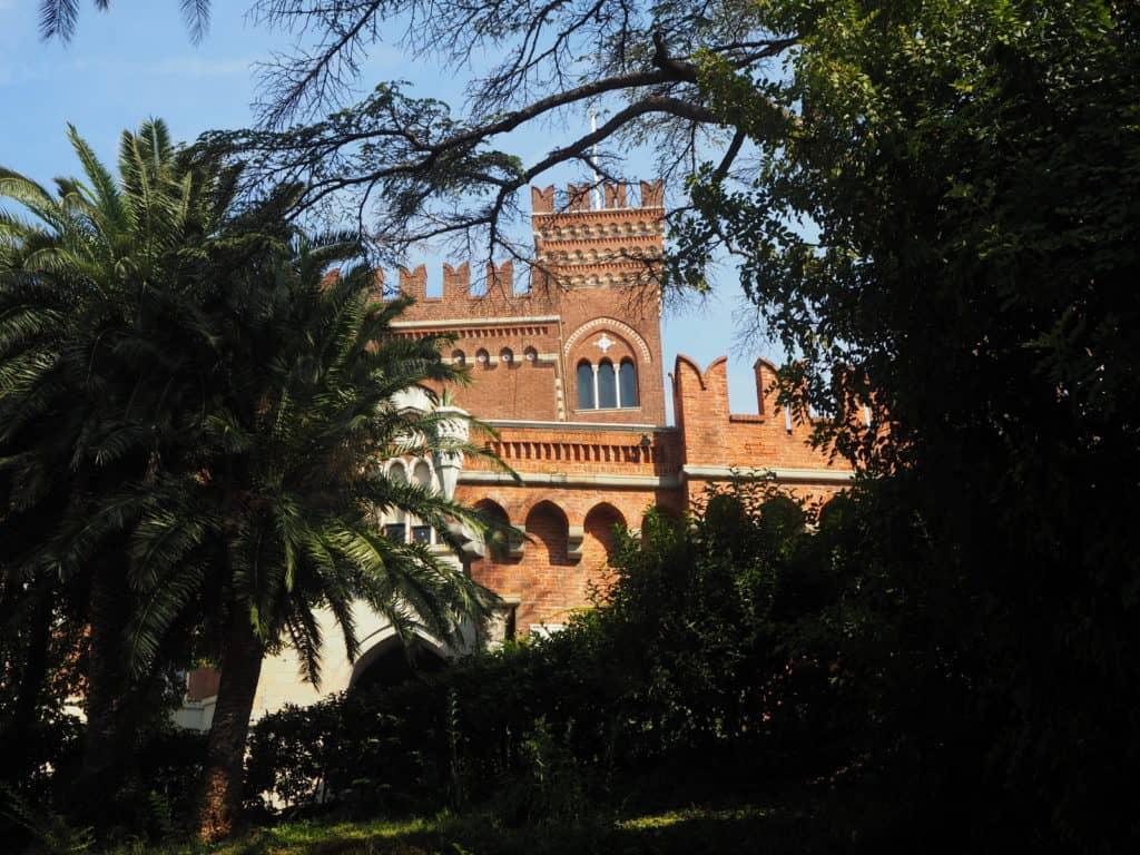 Castello D'Albertis Gênes