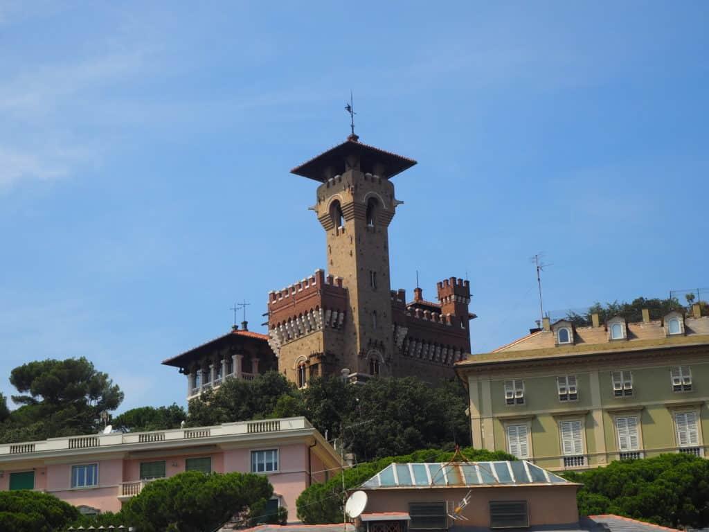 Gênes Castelleto