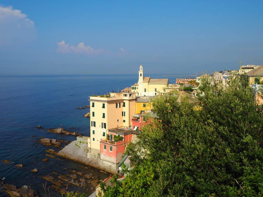 Boccadasse Gênes