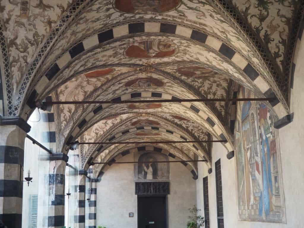 Basilica di santa maria gênes